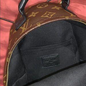 Louis Vuitton Bags - Authentic Louis Vuitton palm spring mini backpack